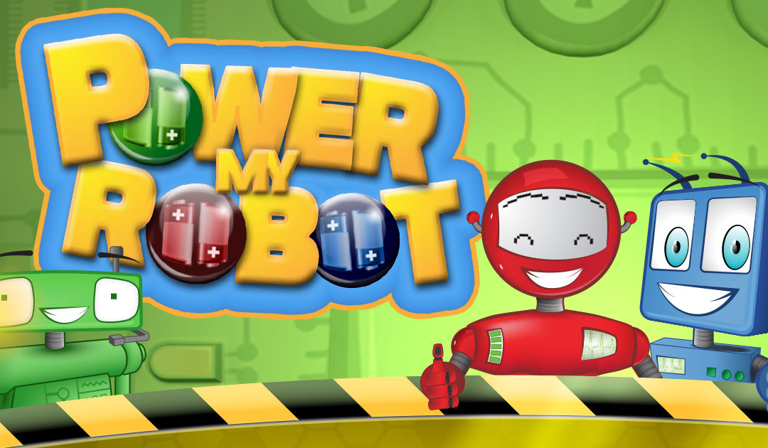First Game Review: Power my Robot