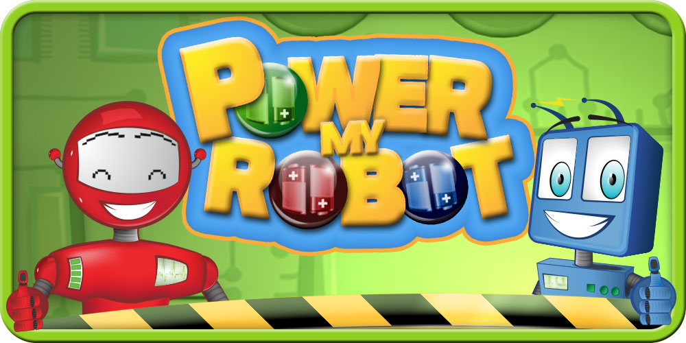 Power my Robot